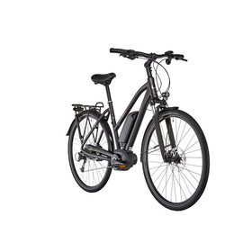 Ortler Bozen Performance E-Trekking Bike Trapez black